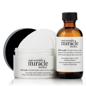 Philosophy Miracle Worker Pads & Solution 60 2floz